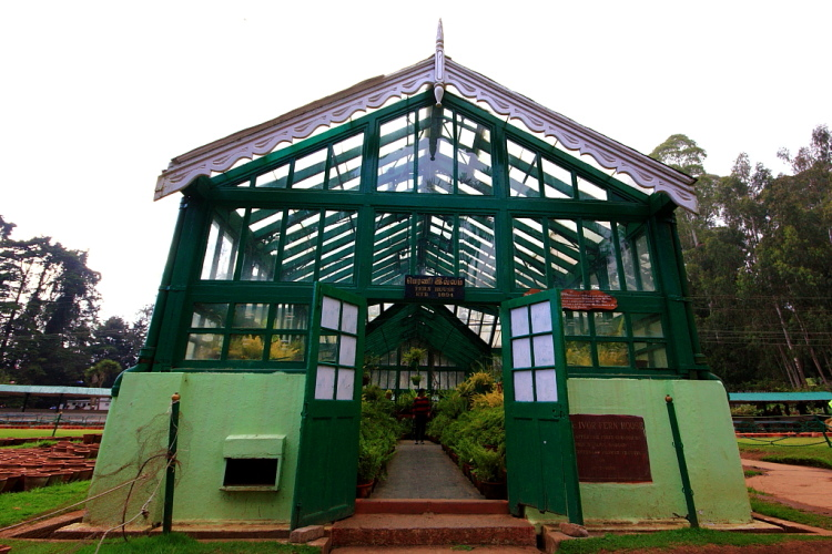 McIvor House: The oldest building in Ooty Botanical Garden