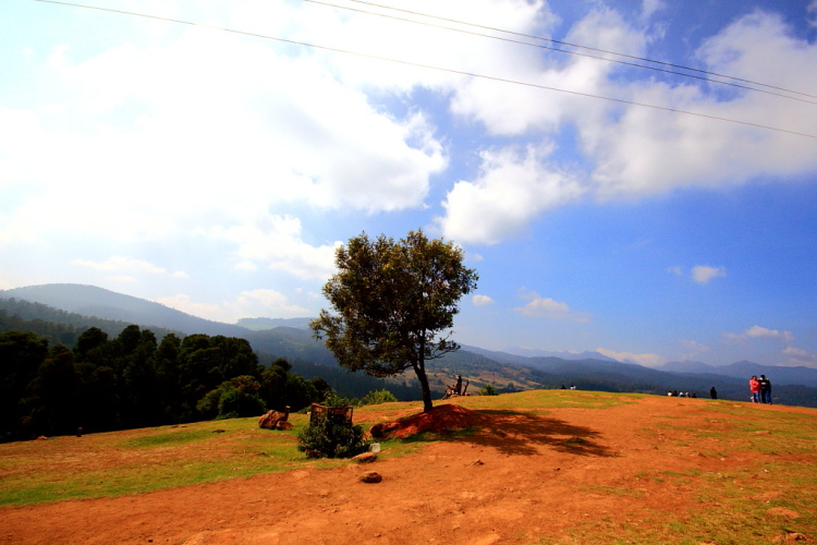 Shooting Point, Ooty