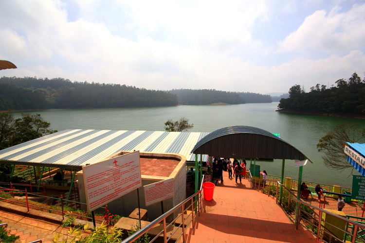 Pykara Boathouse, Ooty