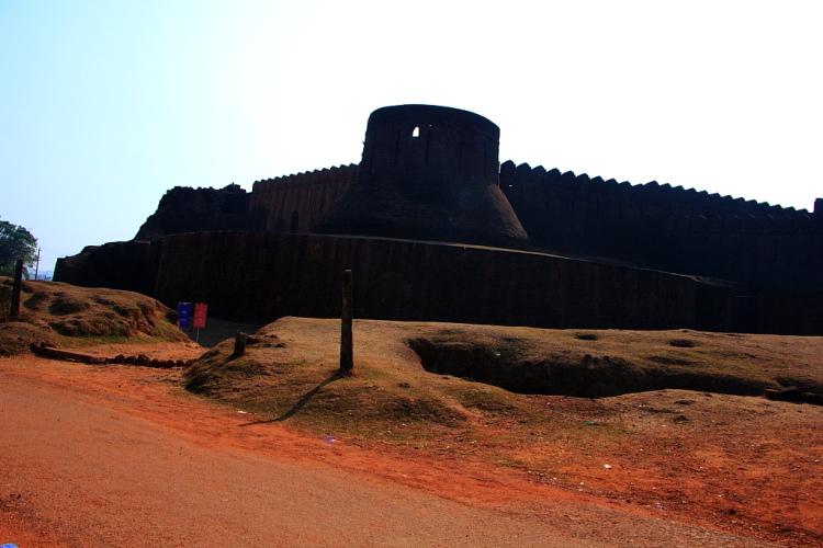 Mirjan Fort Gokarna