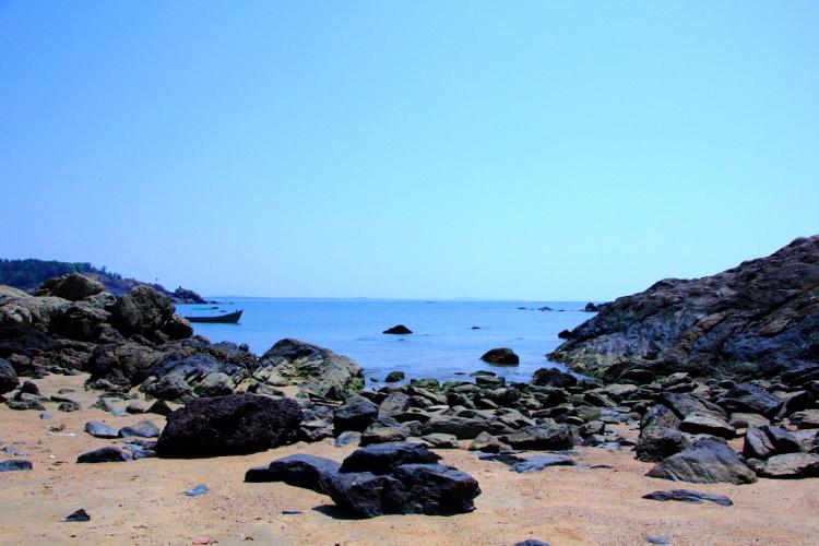 Om Beach, Itinerary to Gokarna