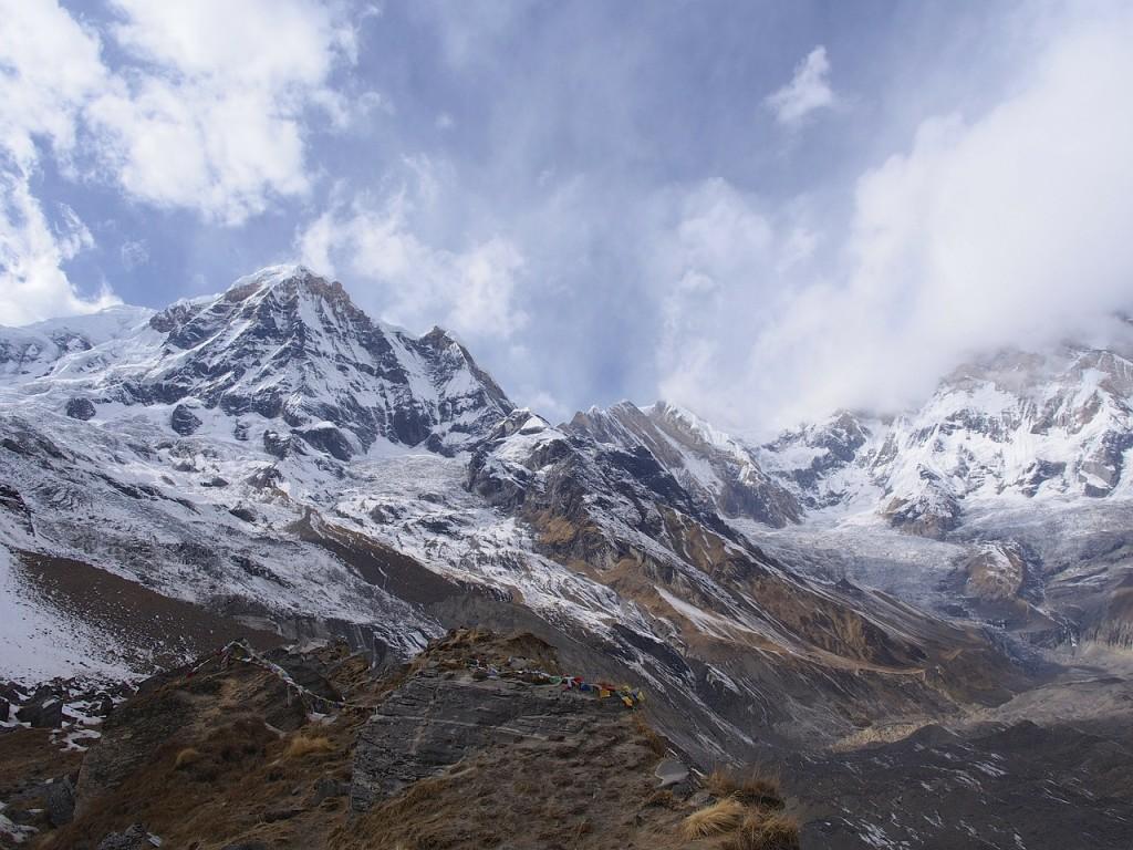 Surviving a Himalayan Trek - mount everest nepal