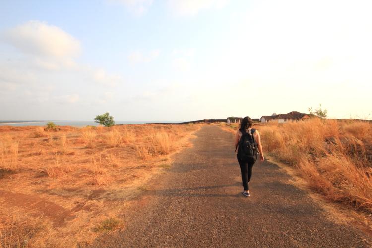 Bekal Fort Walk