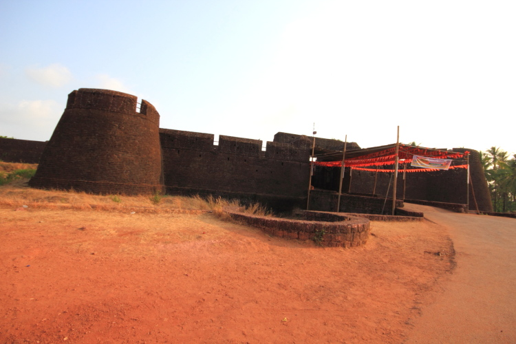 First Views of Bekal Fort
