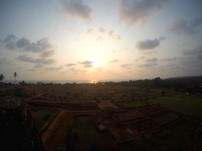View From Bekal Fort