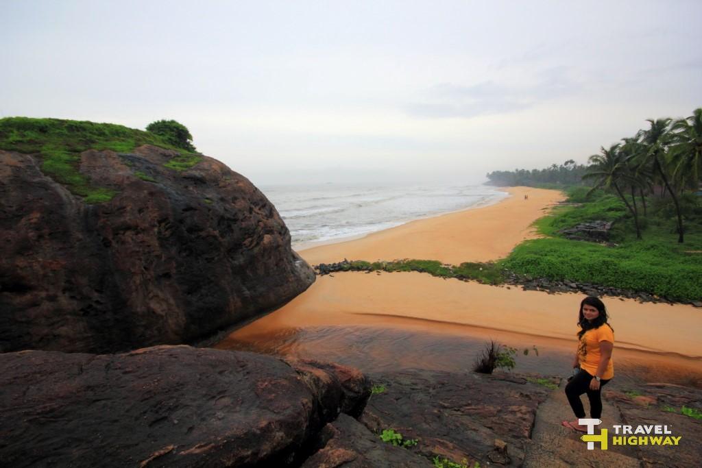 A Beach besides Kapu Beach