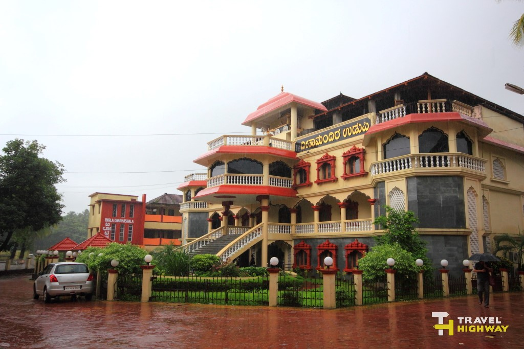 Geetha Mandir at Shree Krishna Temple premises