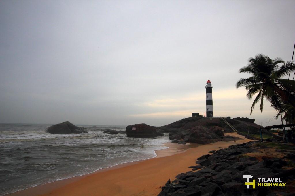 Kapu Beach Lighthouse
