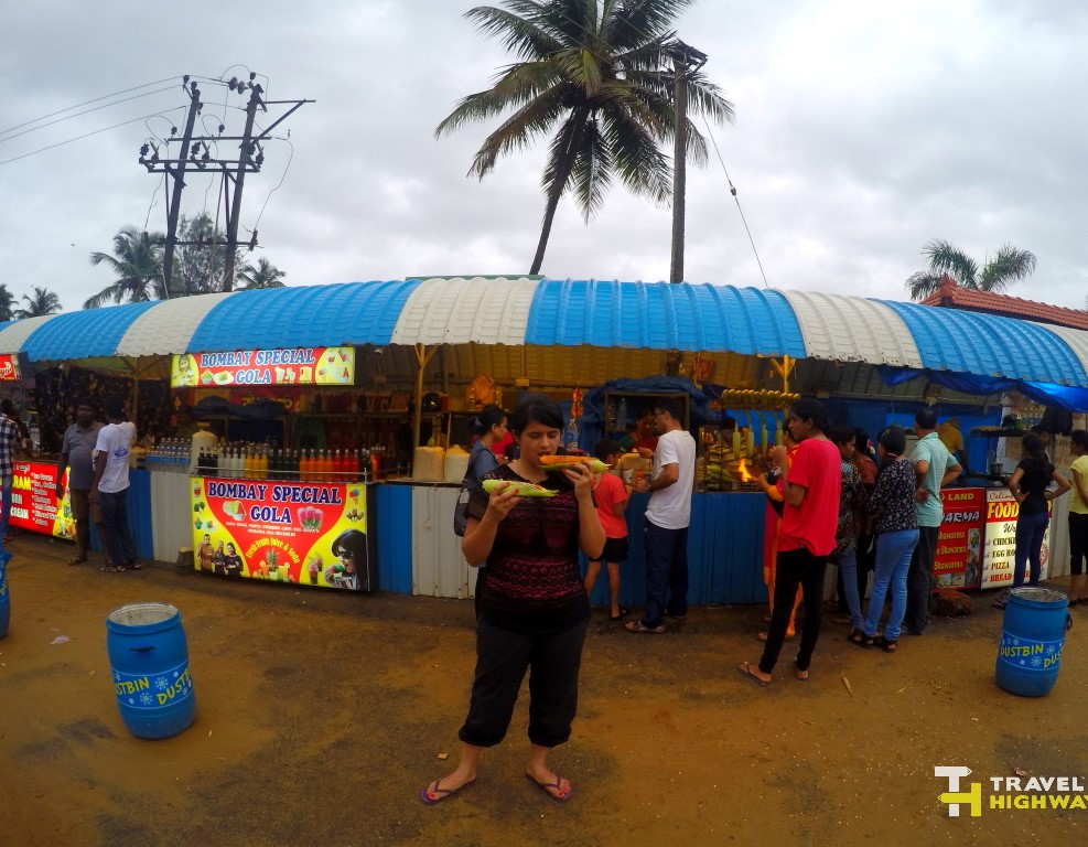 Malpe Beach Street Food