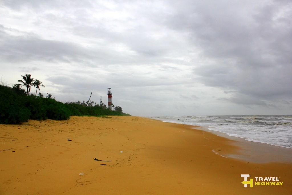 Surathkal Beach and Lighthouse