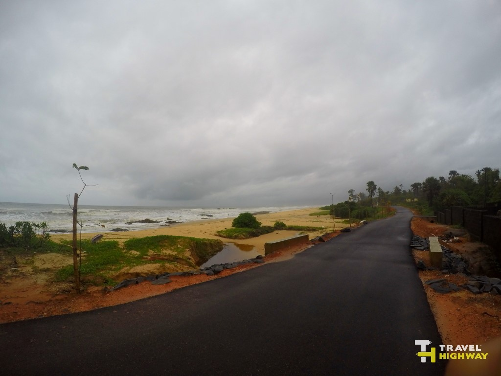 Surathkal Beach Road
