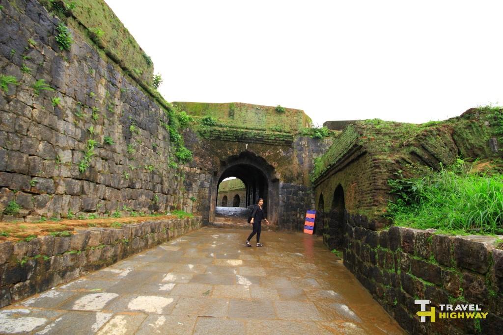 Wandering Around Manjarabad Fort