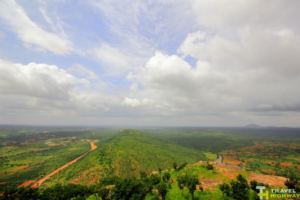 Makalidurga Landscapes