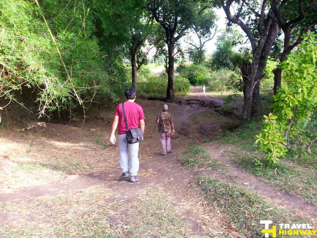 Bokkapuram village walk