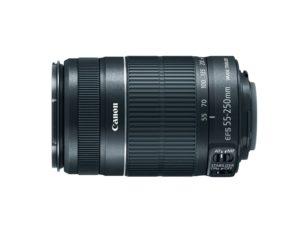 Canon 55-250mm Kit Lens