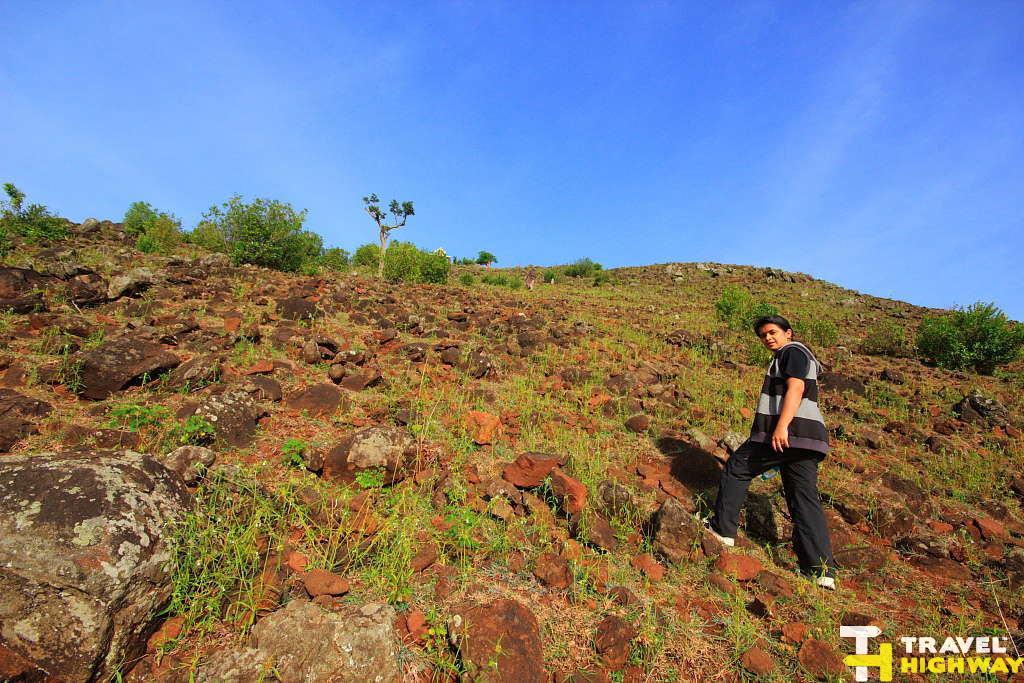 Climbing Vibhootimalai