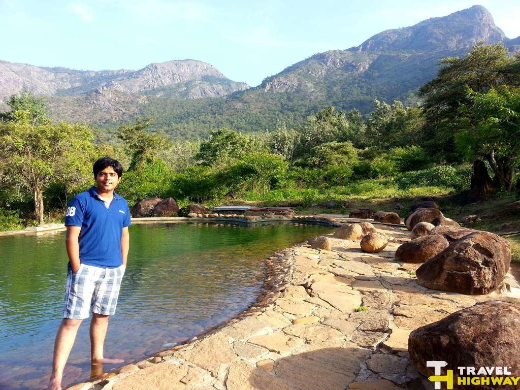 Pool at Jungle Retreat Masinagudi