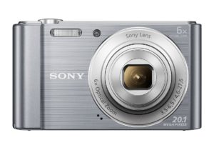 Sony Cybershot W Series Point & Shoot