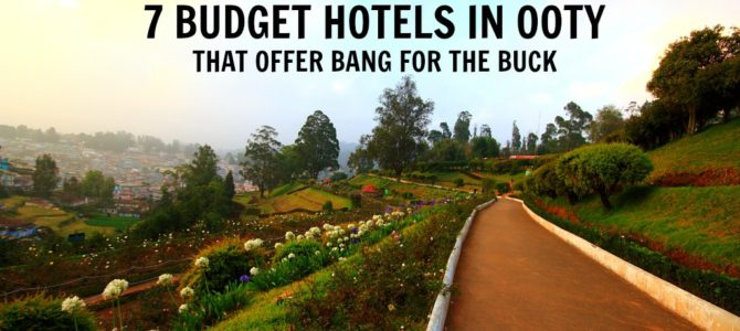 7 Budget Hotels In Ooty That Offer Bang For The Buck