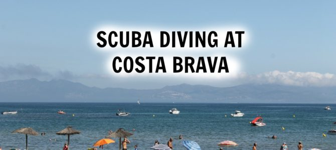 Costa Brava Scuba Diving Experience | When Thumbs Up Meant Something Else Underwater