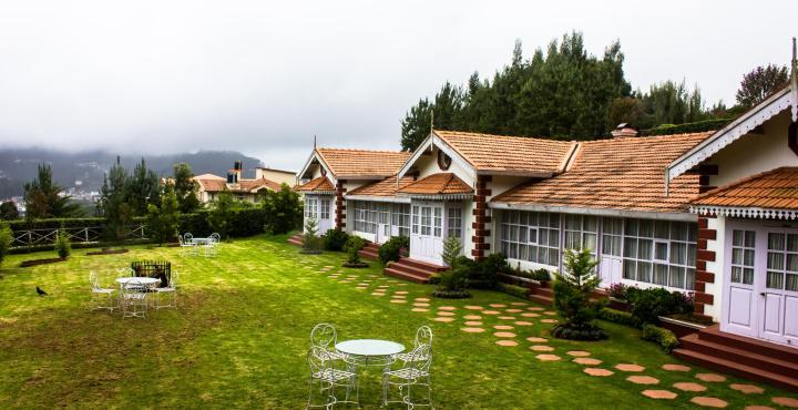 Kluney Manor, Ooty, India