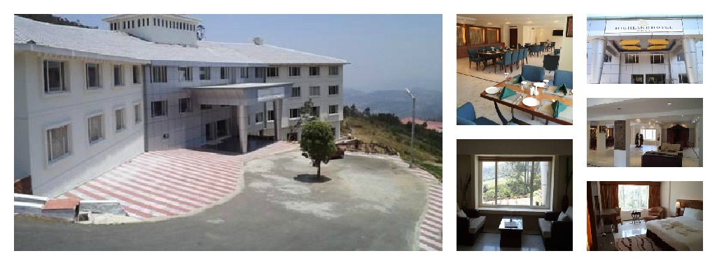 Accord Highland Hotel - Ooty