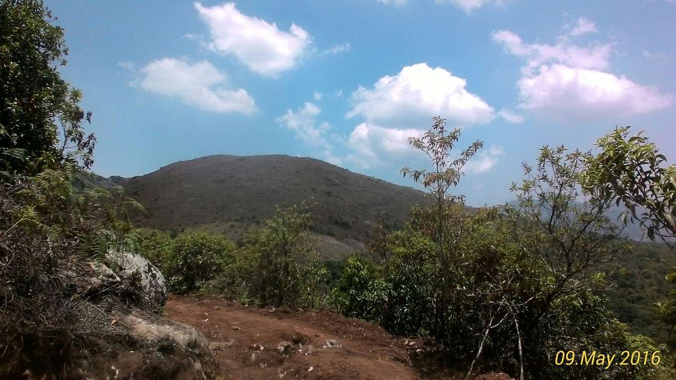 Tadiandamol Peak | Tallest peak in Coorg