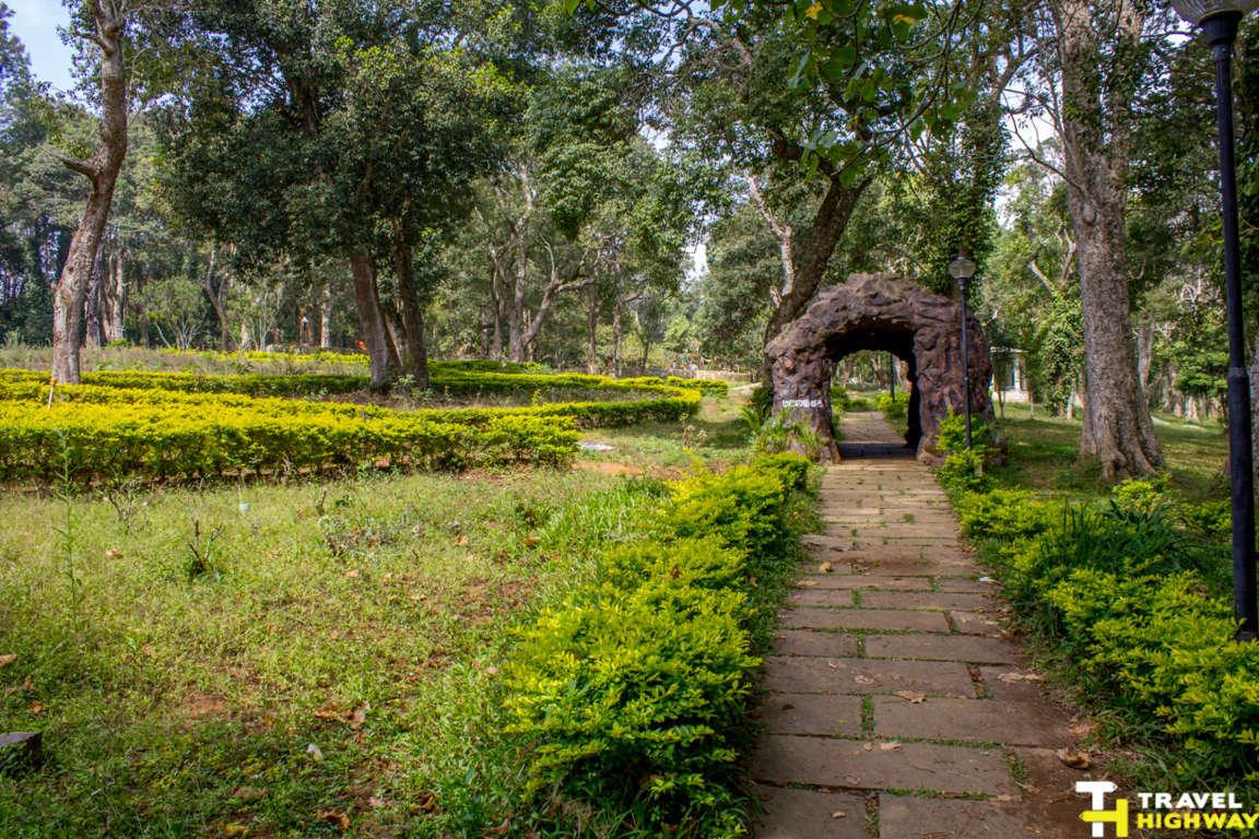 Rose garden Yercaud