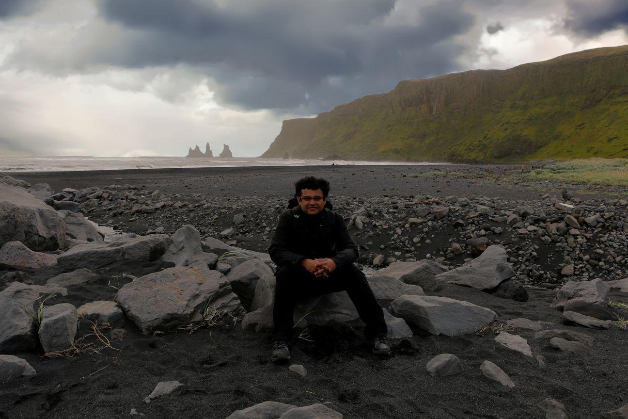 Troll Ship Iceland