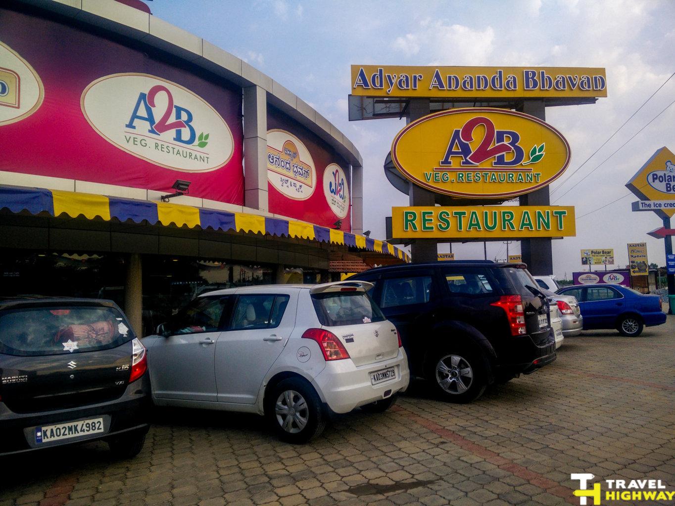 Bekal road trip| First pit stop at Adyar Ananda Bhavan