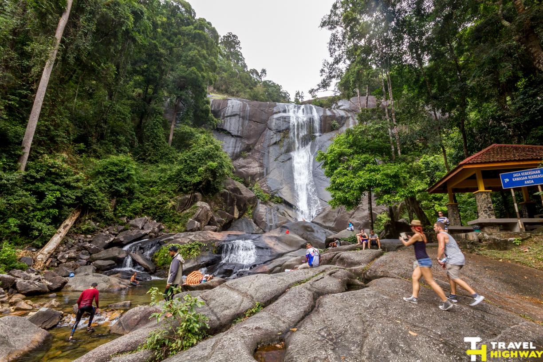 Seven Wells Cascade Waterfalls Langkawi