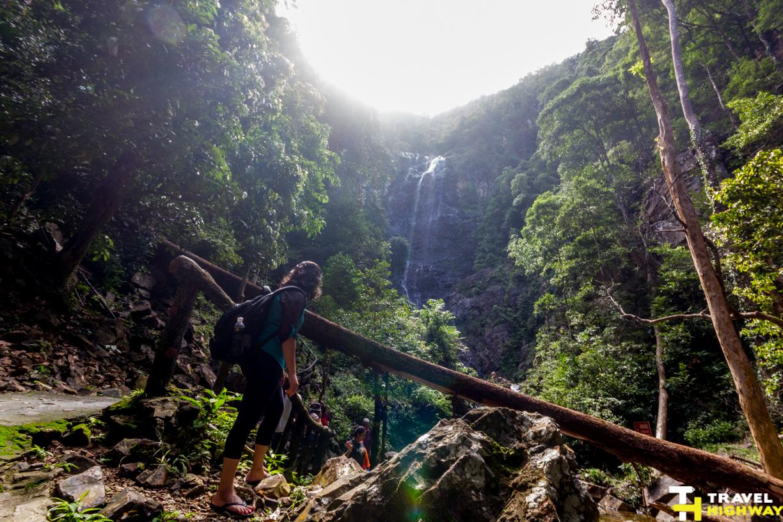 Temurun Waterfalls Langkawi