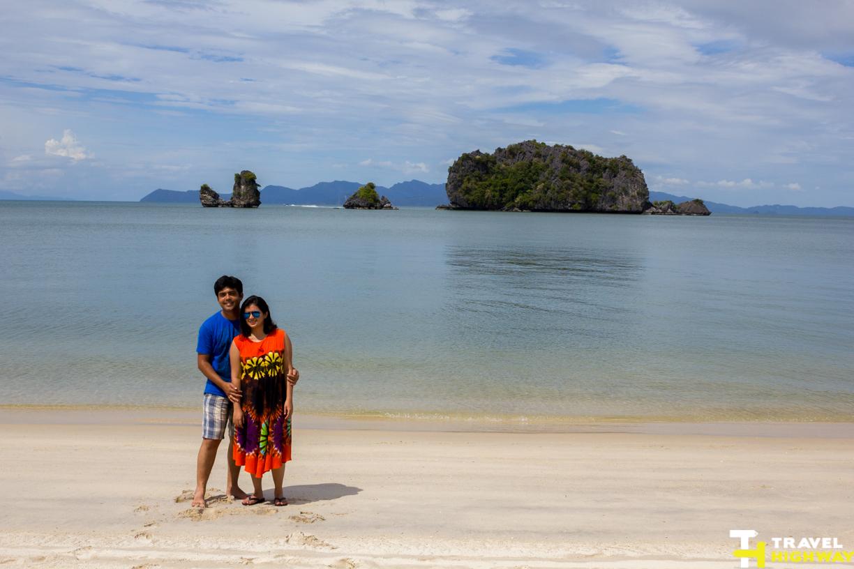 Tanjung Rhu Beach at Langkawi