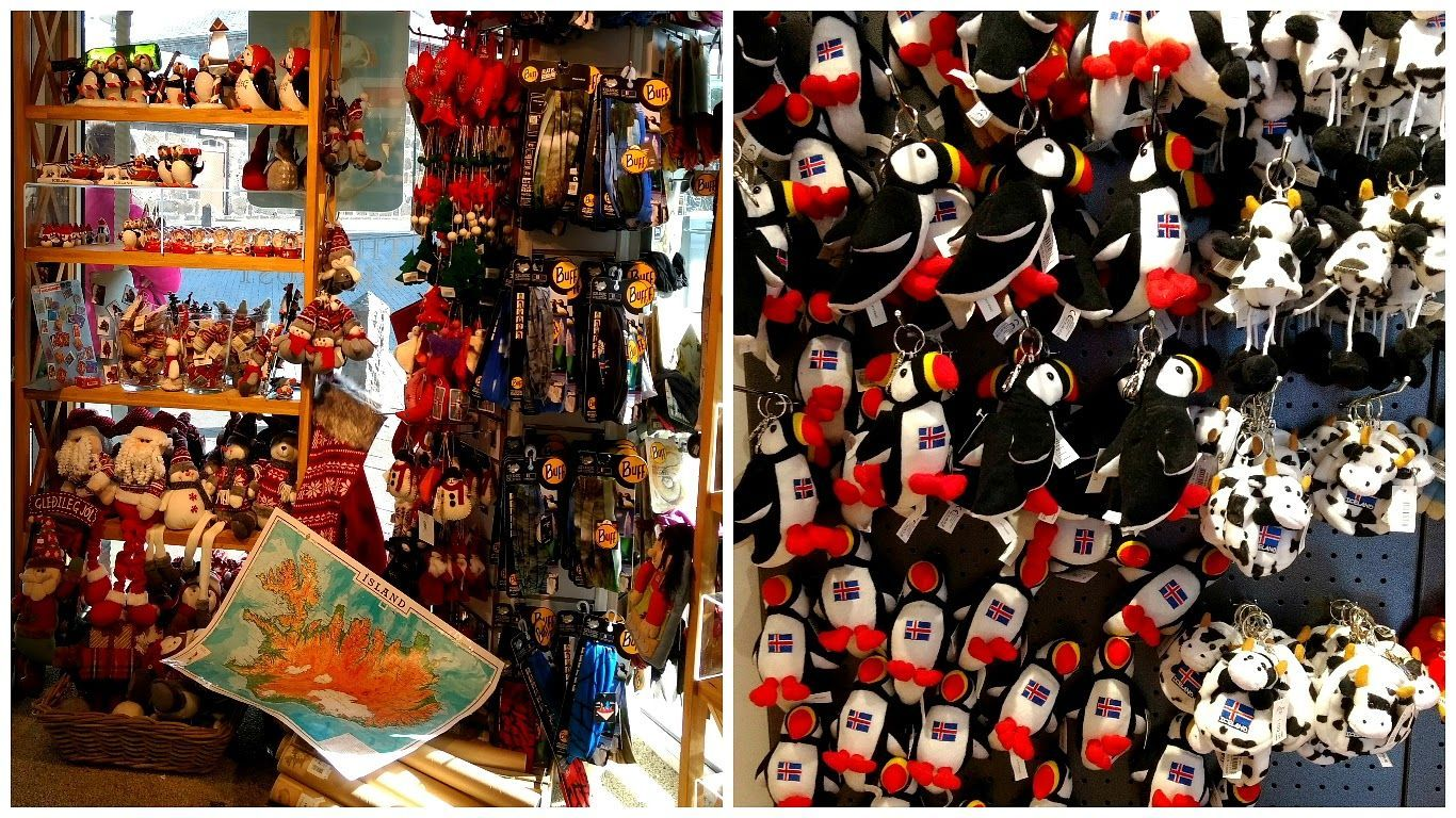 Iceland Souvenir Shop