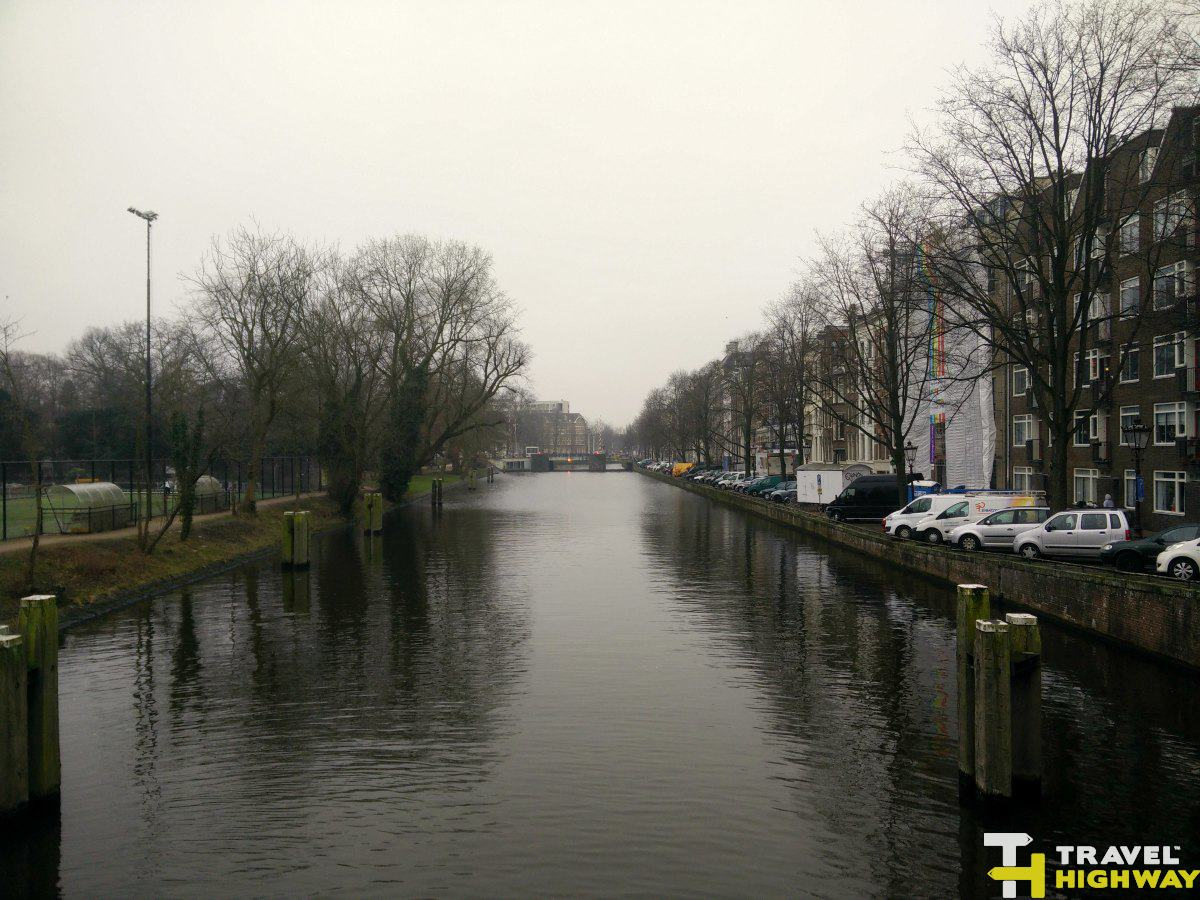 Alluring Canals of Amsterdam