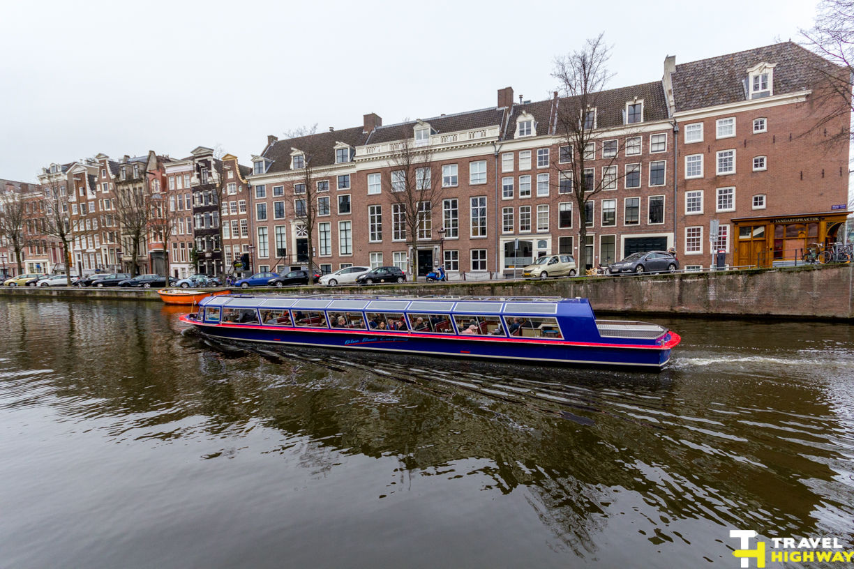 Canal Tours in Amsterdam