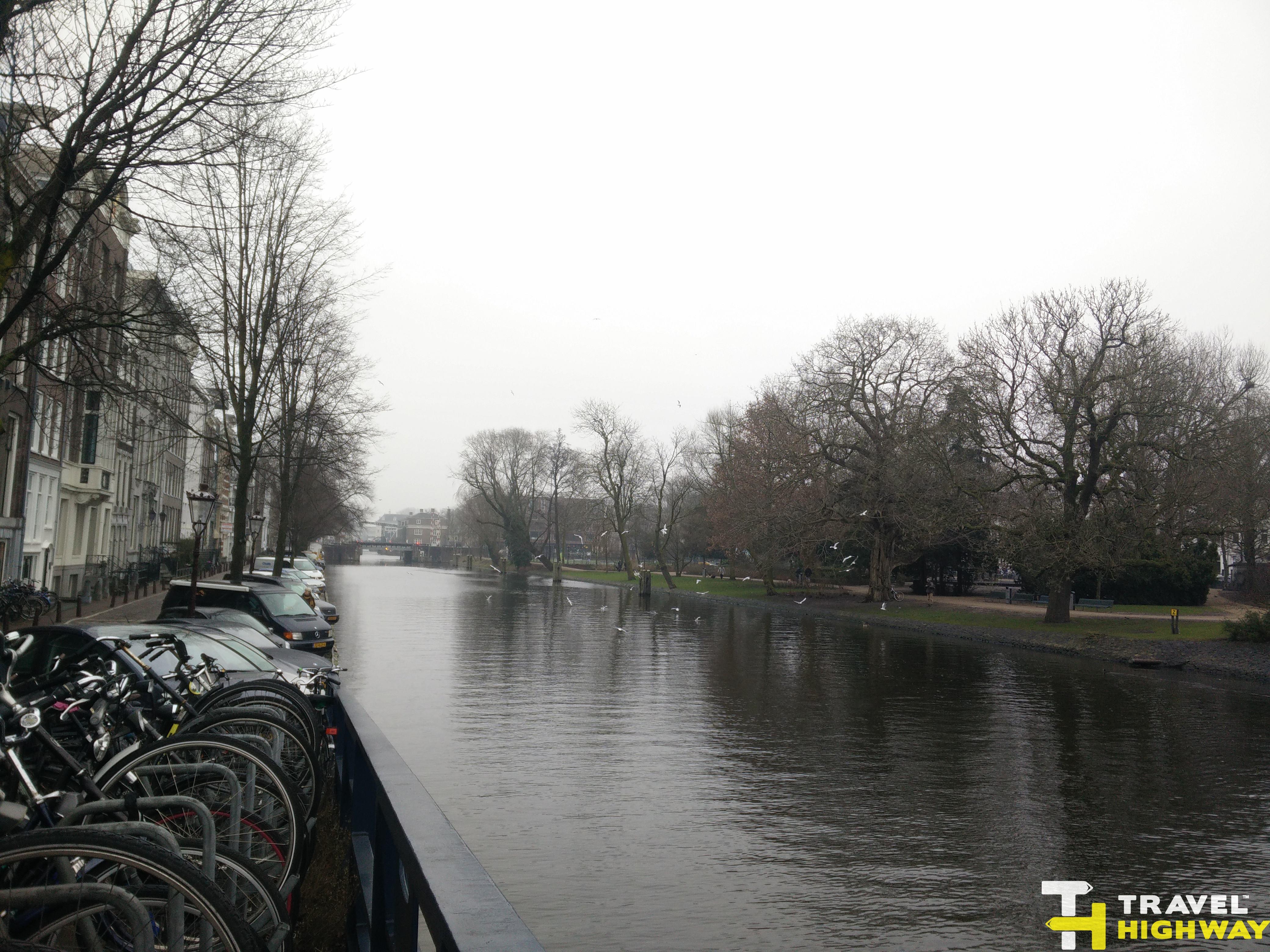 Amsterdam off season