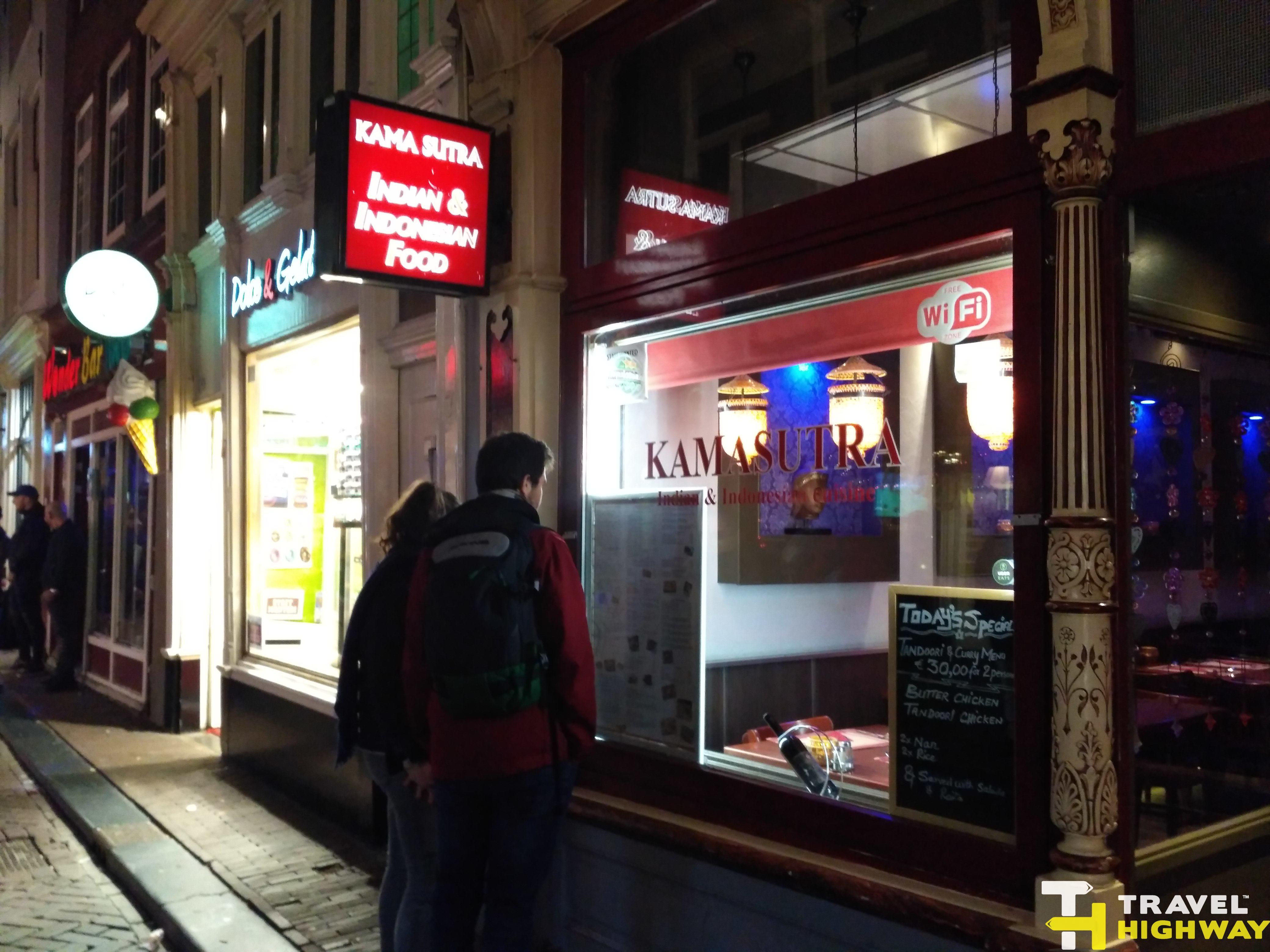 Restaurant Kamasutra Red Light District