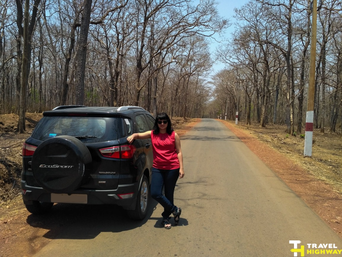 Yellapur road karnataka