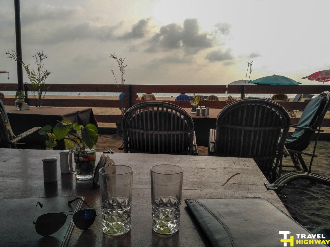 Agonda South Goa Beach