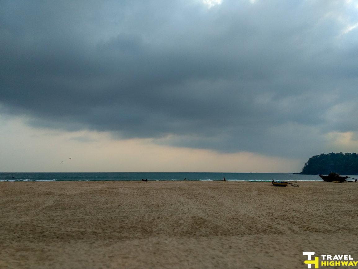 Agonda South Goa in April
