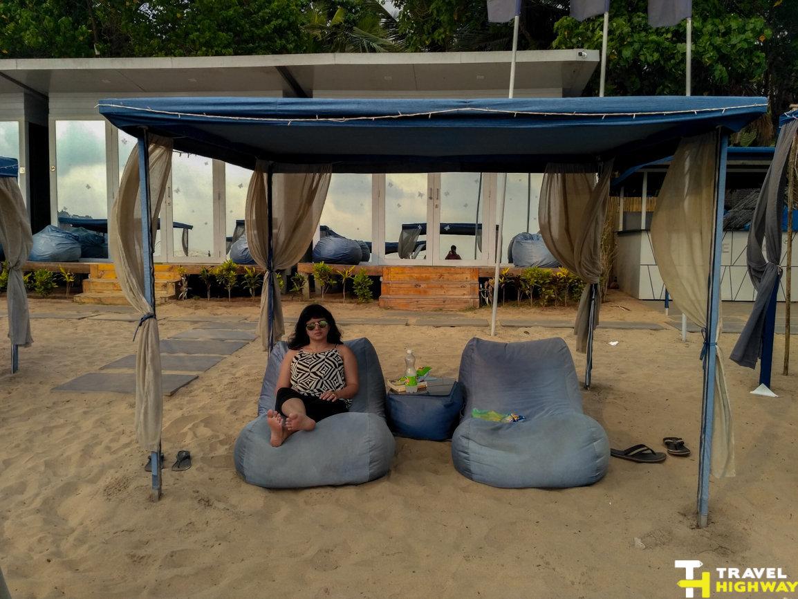 Harmonium resorts Agonda South Goa