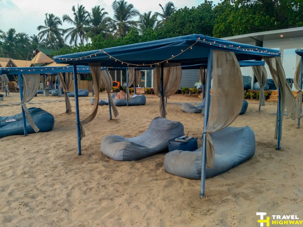 Harmonium resort Agonda Beach South Goa