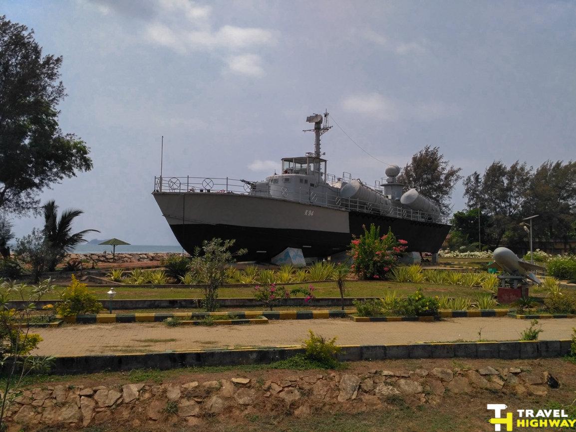 Near Karwar Port