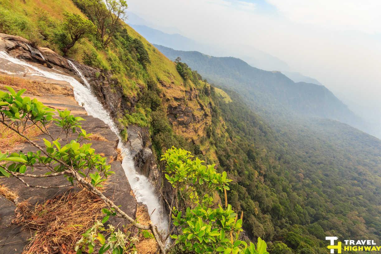 Bandaaje Waterfalls, Chikmaglur