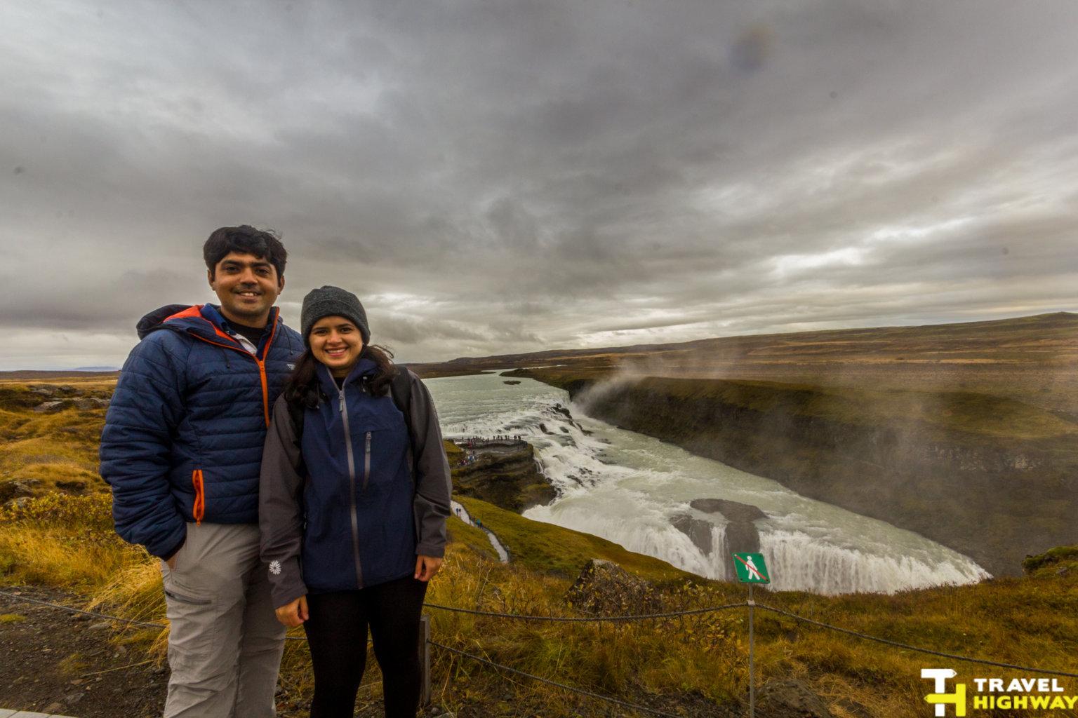 Gullfoss Iceland 2017