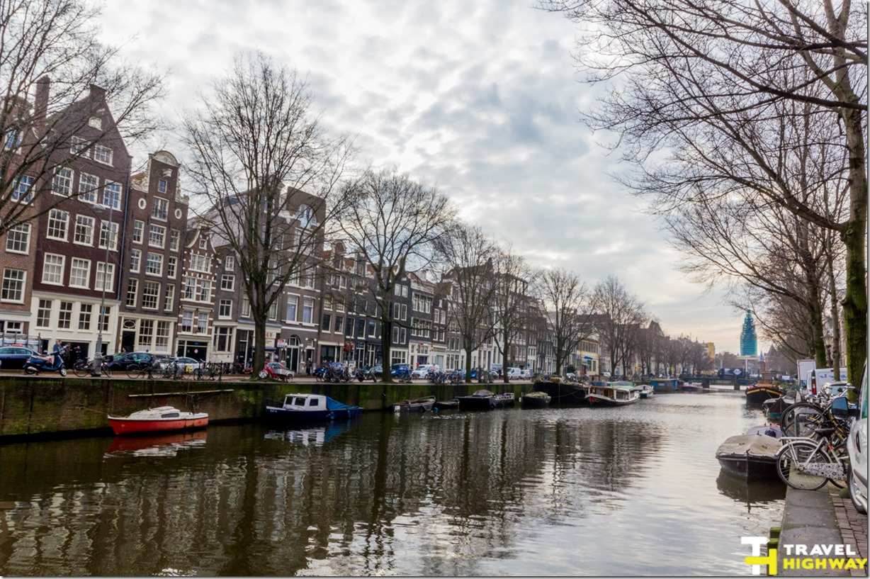 Love is - Canals of Amsterdam