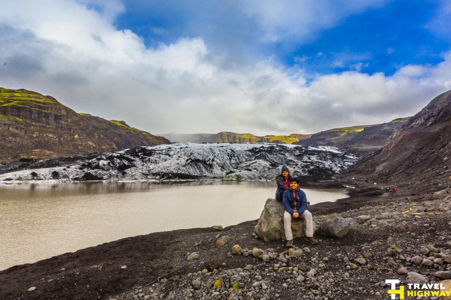 Iceland Glacier 2017