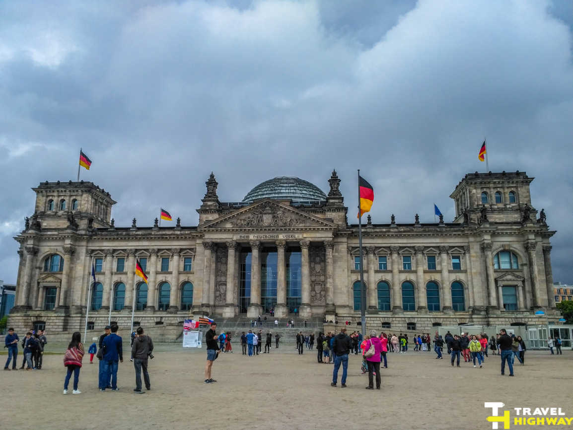 Reichstag Building of Berlin