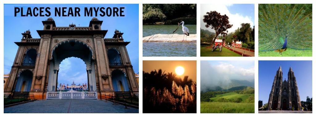 Places Near Mysore